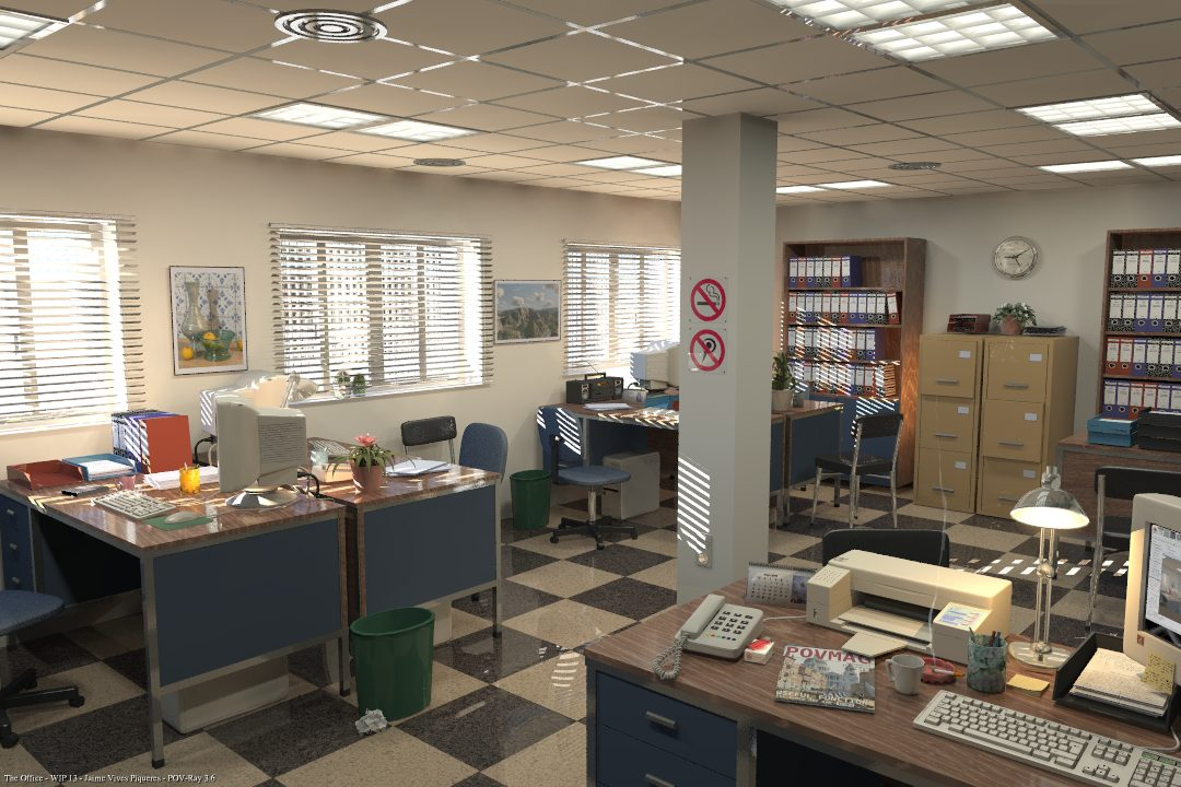 Office Interiors Group 36